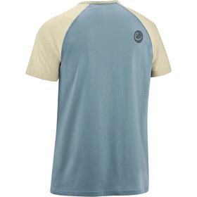 Edelrid Greenclimb Camiseta Hombre, stone blue